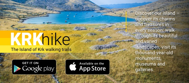 Click and download KRK hike application