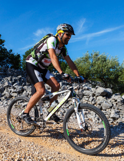 Krk sport - excellent cycling on the island