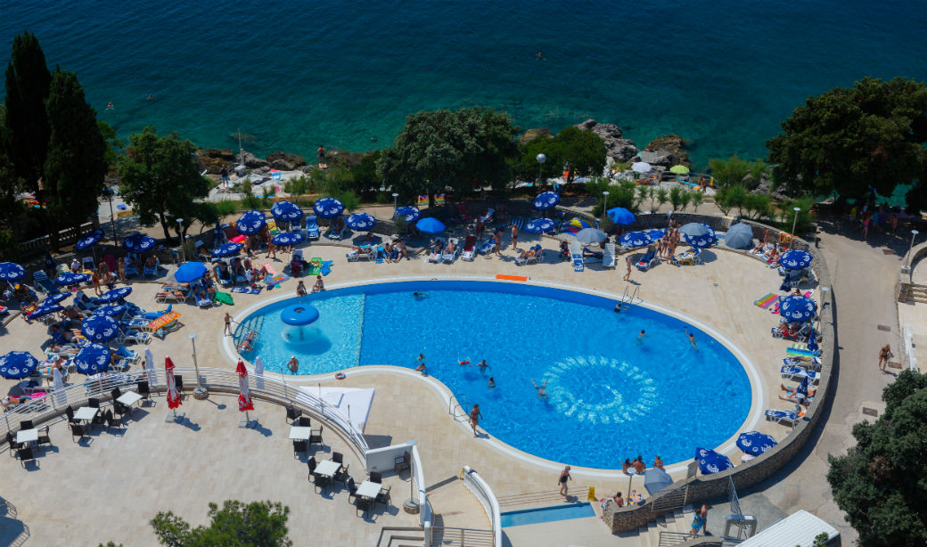Room photo 225528 Hotel Tamaris Hotel Resort Dražica