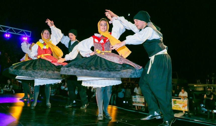 Folklorna tradicija otoka Krka