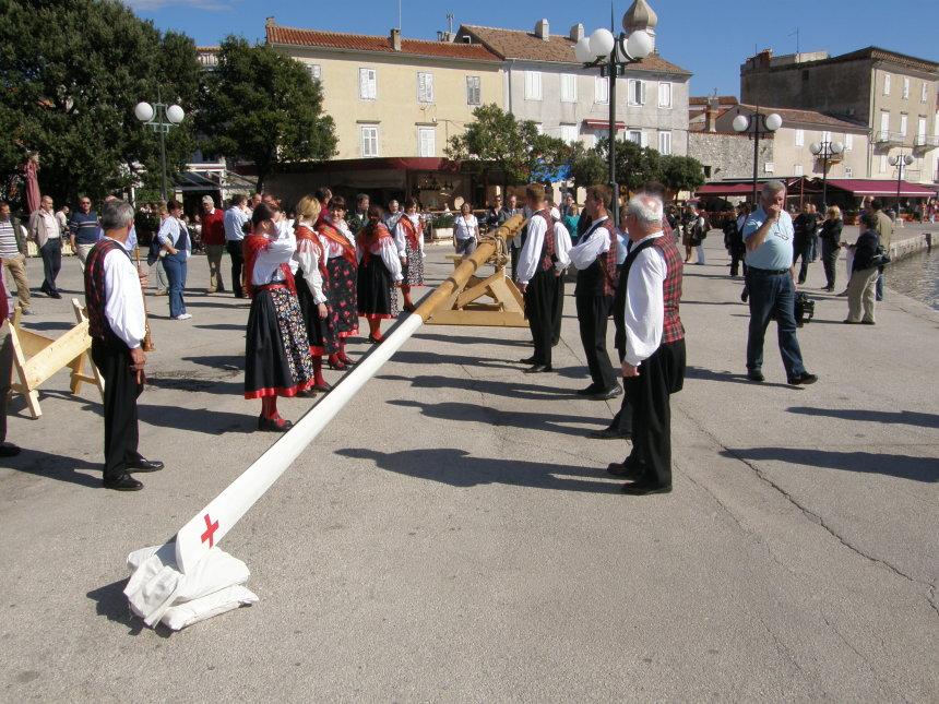 Štorija o galiji Ressussitato, izvor: Centar za kulturu grada Krka