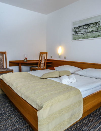 Stylish room in Dražica hotel in Krk town