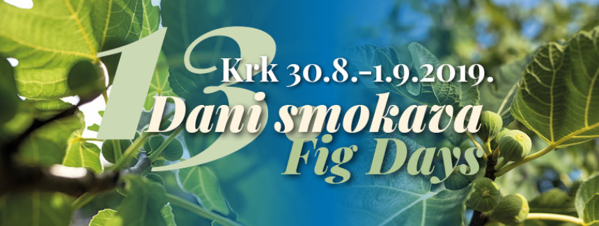 13. edition of Fig Days in Krk town
