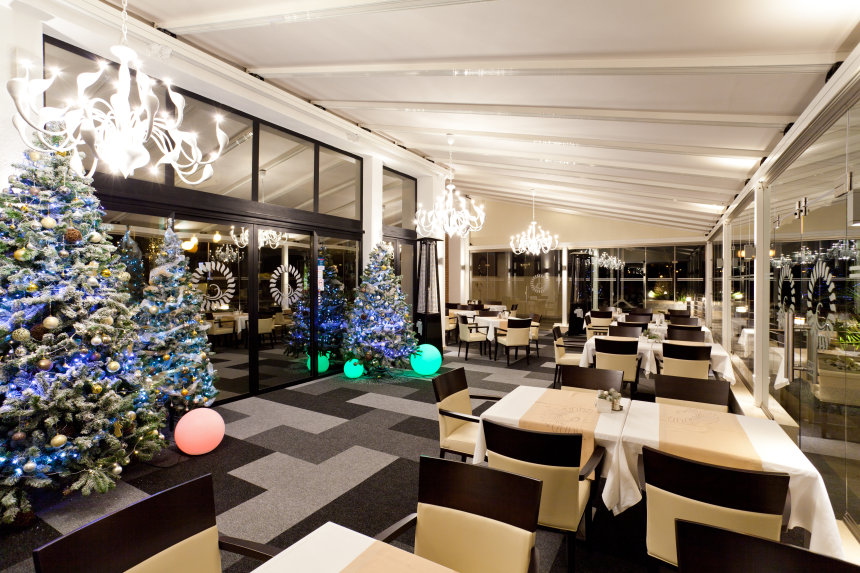 Christmas holidays at Marina restaurant in Krk
