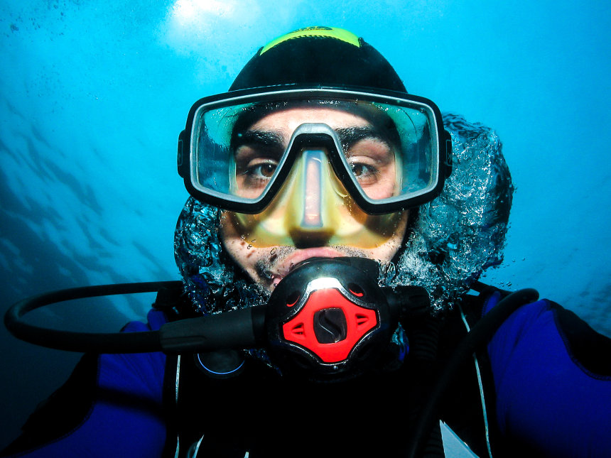 Diving Krk - an exciting experience of the sea