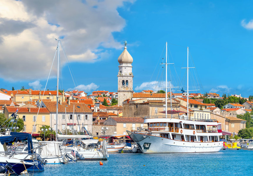 Great island holiday on Krk with special offers 2021