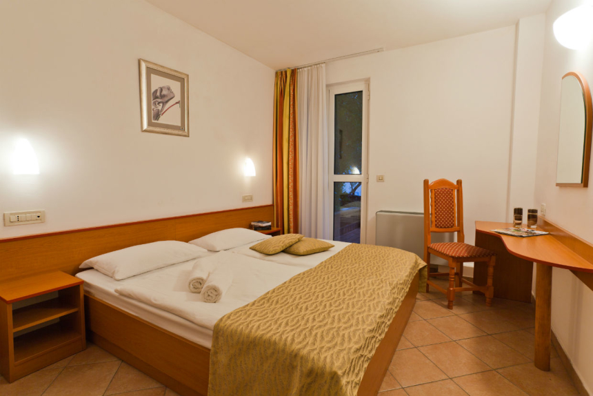 Comfortable room for a lovely stay in Lovorka villa in Krk