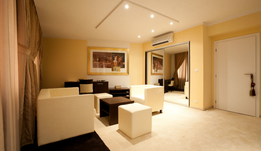 Excellent accommodation in Marina boutique hotel in Krk