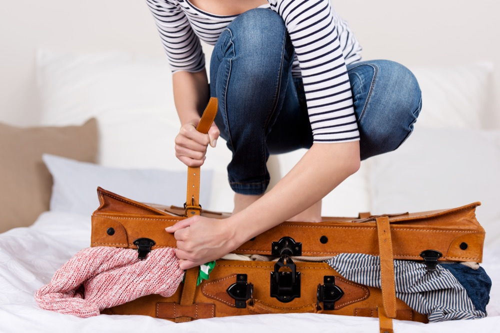 top 6 things not to forget when packing for your vacation